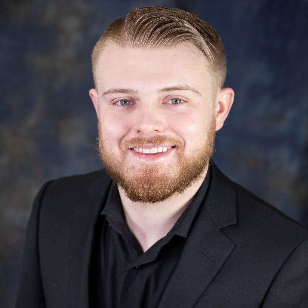 Zachary Probus headshot
