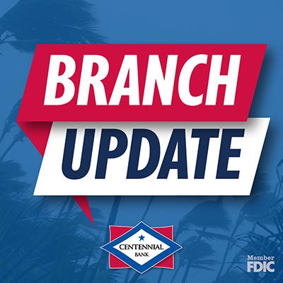 Branch Update Graphic